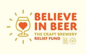 Imagen oficial de la campaña Belive in Beer