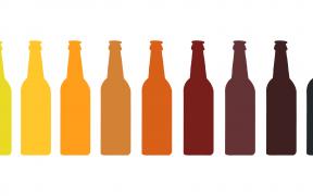 Lo diferentes colores de la cerveza