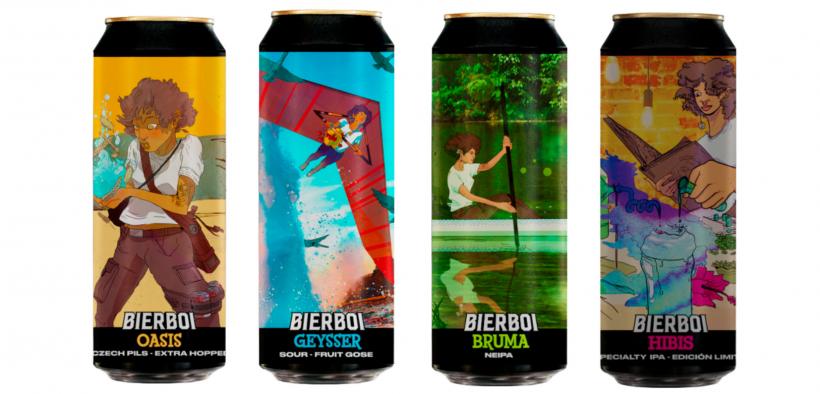 Cerveza Artesana Bierboi