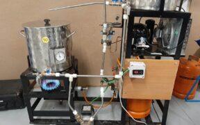 Imagen de elaboración de la cerveza artesana