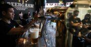 Imagen de una cervecería artesana de Tailandia