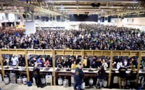 Imagen de una edición del Barcelona Beer Festival